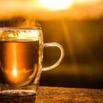 Tee aus Pfefferminze - tut gut bei Heiserkeit