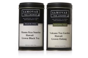 The Hawaii-Grown Tea Collection