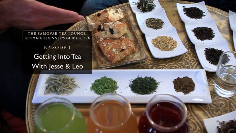 1. Getting Into Tea with Jesse & Leo