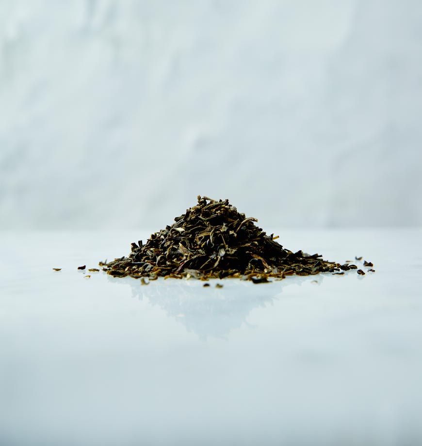 Organic Jasmine Green Tea Leaves