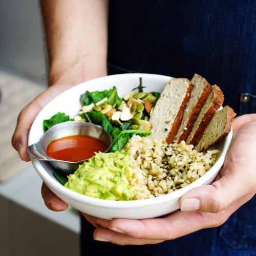 Vegetarian Bowl-