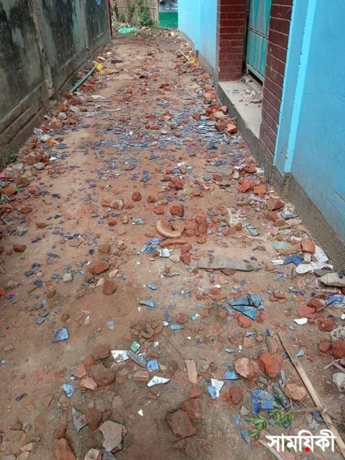9 হবিগঞ্জে 'দৈনিক আমার হবিগঞ্জ' পত্রিকার অফিসে হামলার অভিযোগ আওয়ামী লীগ নেতাকর্মীর বিরুদ্ধে