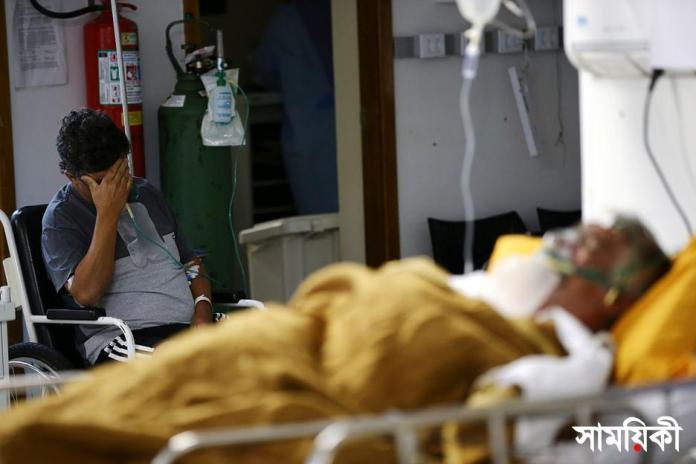 ddddddddddd কোভিড- ১৯ আক্রান্ত রোগী খুব দ্রুত মৃত্যুবরণ করছে: আইইডিসিআর