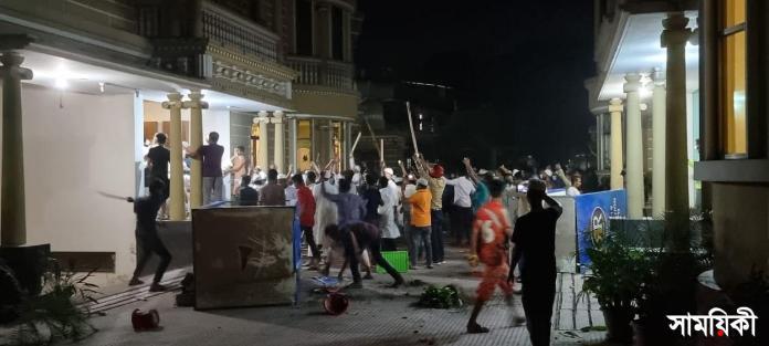 সোনারগাঁয়ে রিসোর্টে হামলার ঘটনায় ৮৩জনের বিরুদ্ধে পুলিশের মামলা দায়ের