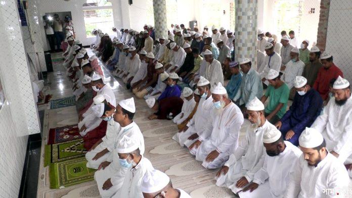 07 1 আগাম ঈদ পালন করেছে বরিশাল বিভাগের ৪ জেলার ৪৫ গ্রামের প্রায় ৫০ হাজার মানুষ
