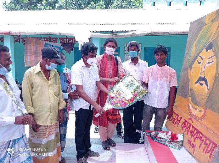 IMG 20210518 110044 scaled আজ চারণ কবি মুকুন্দ দাসের ৮৭ তম মৃত্যুবার্ষিকী