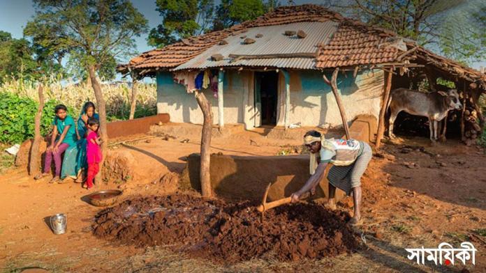 addibasI gram যে গ্রামের লোকেদের নুন ছাড়া কিনতে হয় না কিছুই
