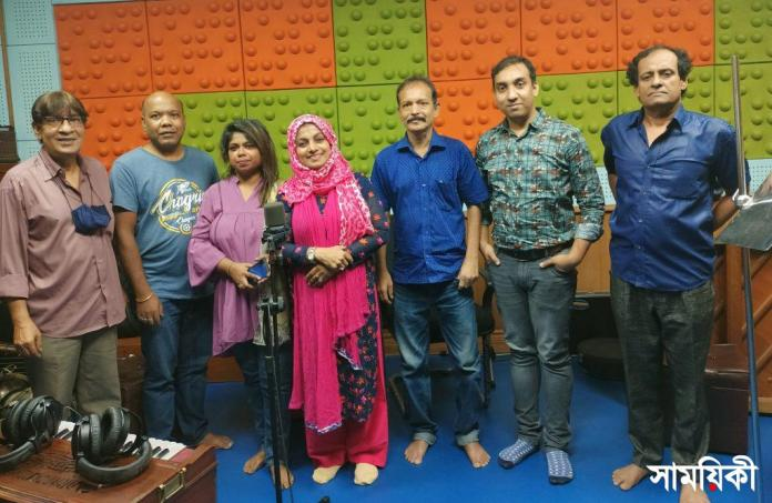 Bangladesh Betar Song 1 বাংলাদেশ বেতারে 'ও নদী রে'