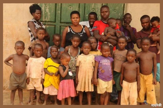 ৩৭ বছর বয়সে ৩৮টি সন্তানের মা ৩৭ বছর বয়সে ৩৮টি সন্তানের মা