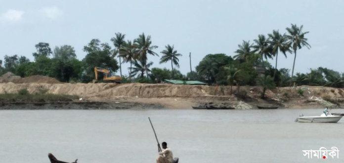 3 4 বাঁকখালী নদীর ওপারে গ্রাম সমুদ্র দর্শনে আরও একবার (পর্ব ৩)