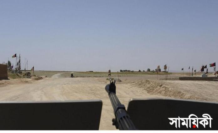 afganistan আফগান সেনাদের অভিযানে একদিনে ১৩১ তালেবান নিহত