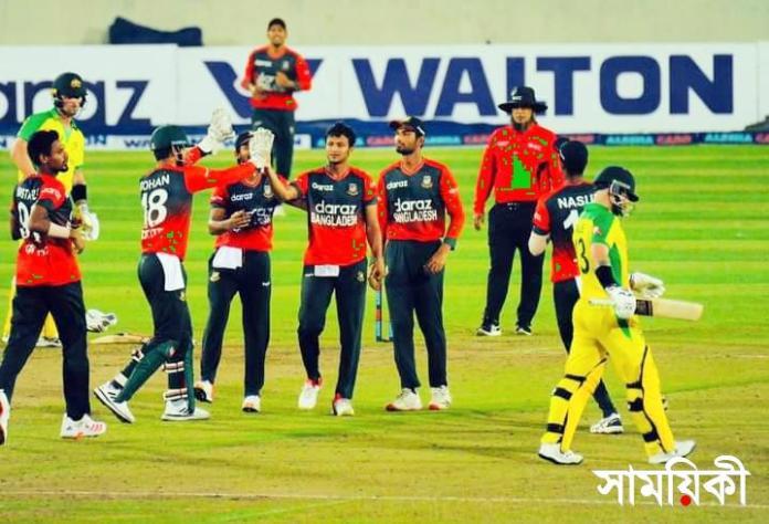 cricket 2 অস্ট্রেলিয়াকে লজ্জায় ডুবিয়ে ৪-১ সিরিজ বাংলাদেশের