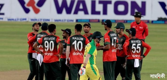 cricket আজ আবার টাইগারদের সামনে ক্যাঙ্গারুরা