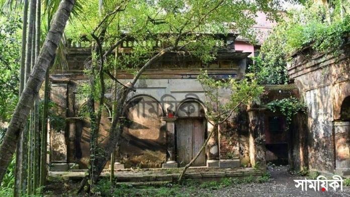 2 12 নাটোরের ধরাইল জমিদারের বাড়িসহ সম্পত্তি প্রভাবশালীদের দখলে