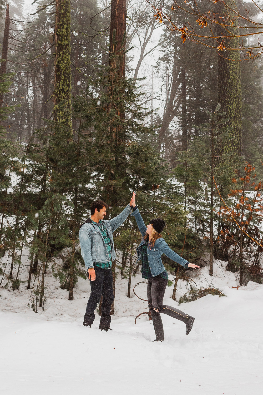 Yosemite-Tenaya-Lodge-Fish-Camp-California-Snowy-Couples-Session-Sam-Payne-Photo