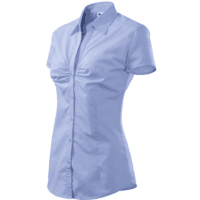Košile a haleny