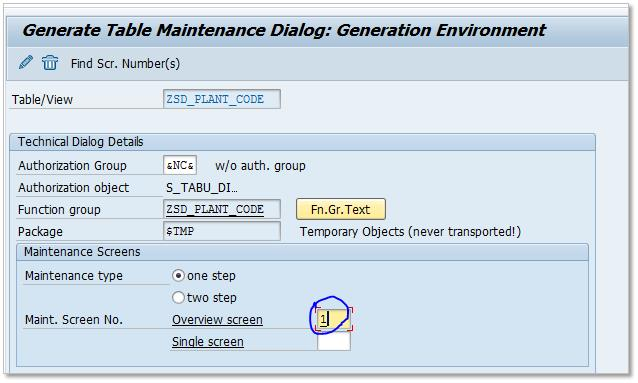 Enhanced Table Maintenance with Automatic Change Recording