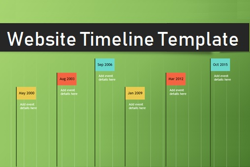 Website Timeline Templates | 3+ Free Word, PDF & Excel
