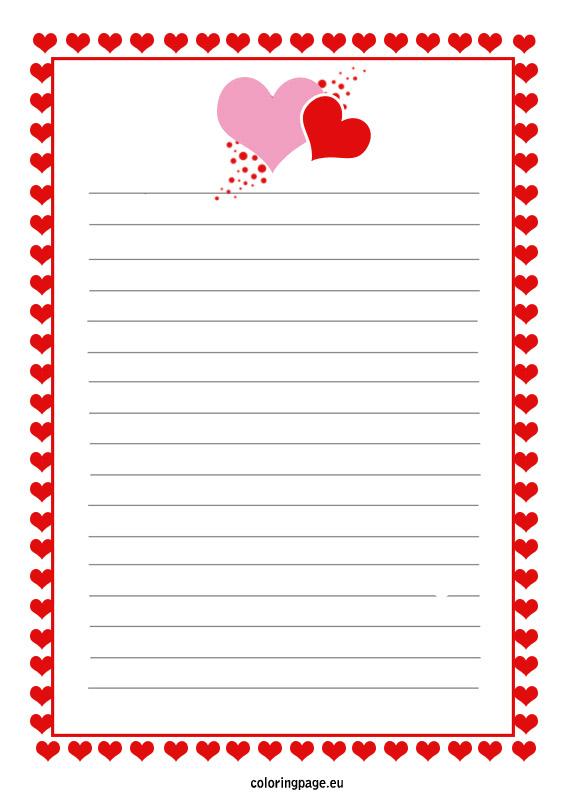 Great Top Beautiful Love Letter Templates U2013 Sampleloveletter.net