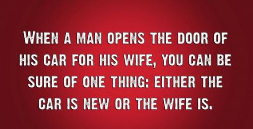 jokes of husband wife