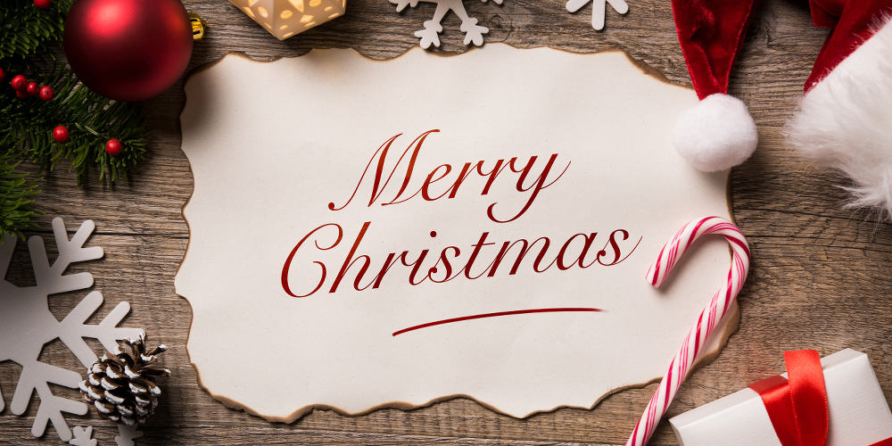 Merry Christmas Messages & Wishes 2020   Sample Posts