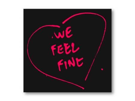 We Feel Fine Logo
