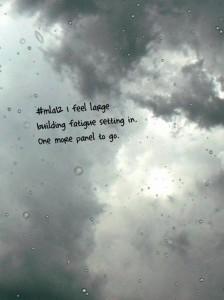 The Feeds Mode of Strange Rain
