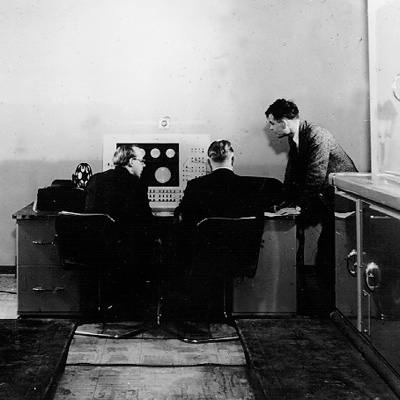 Alan Turing and the Mark I