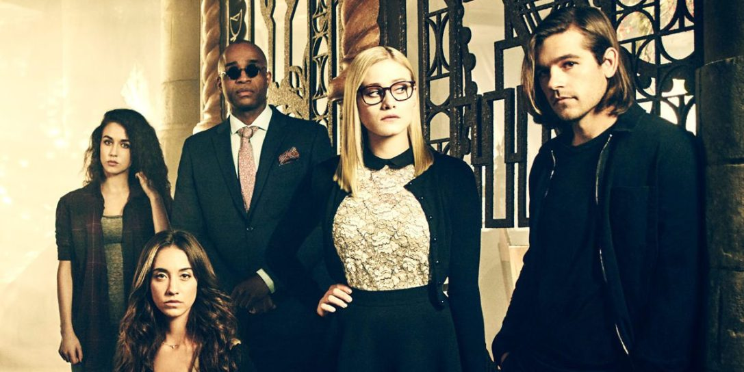 Promotional Image for the Magicians (SyFy)