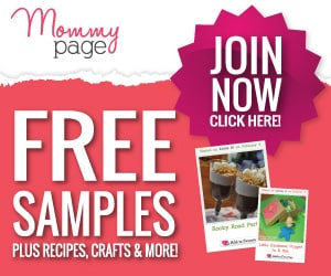 Sign Up for Mommypage Today