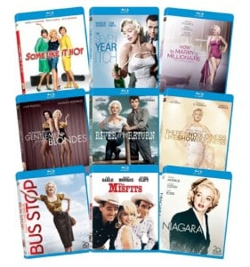Amazon Deal Marilyn Monroe Box Set