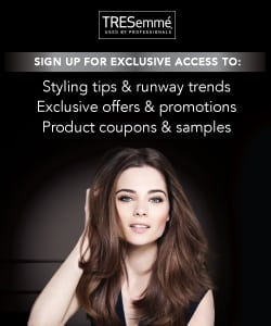TREsemme Samples