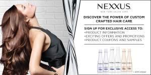 nexxus hair