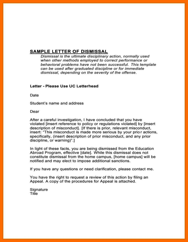 letter of appeal sample