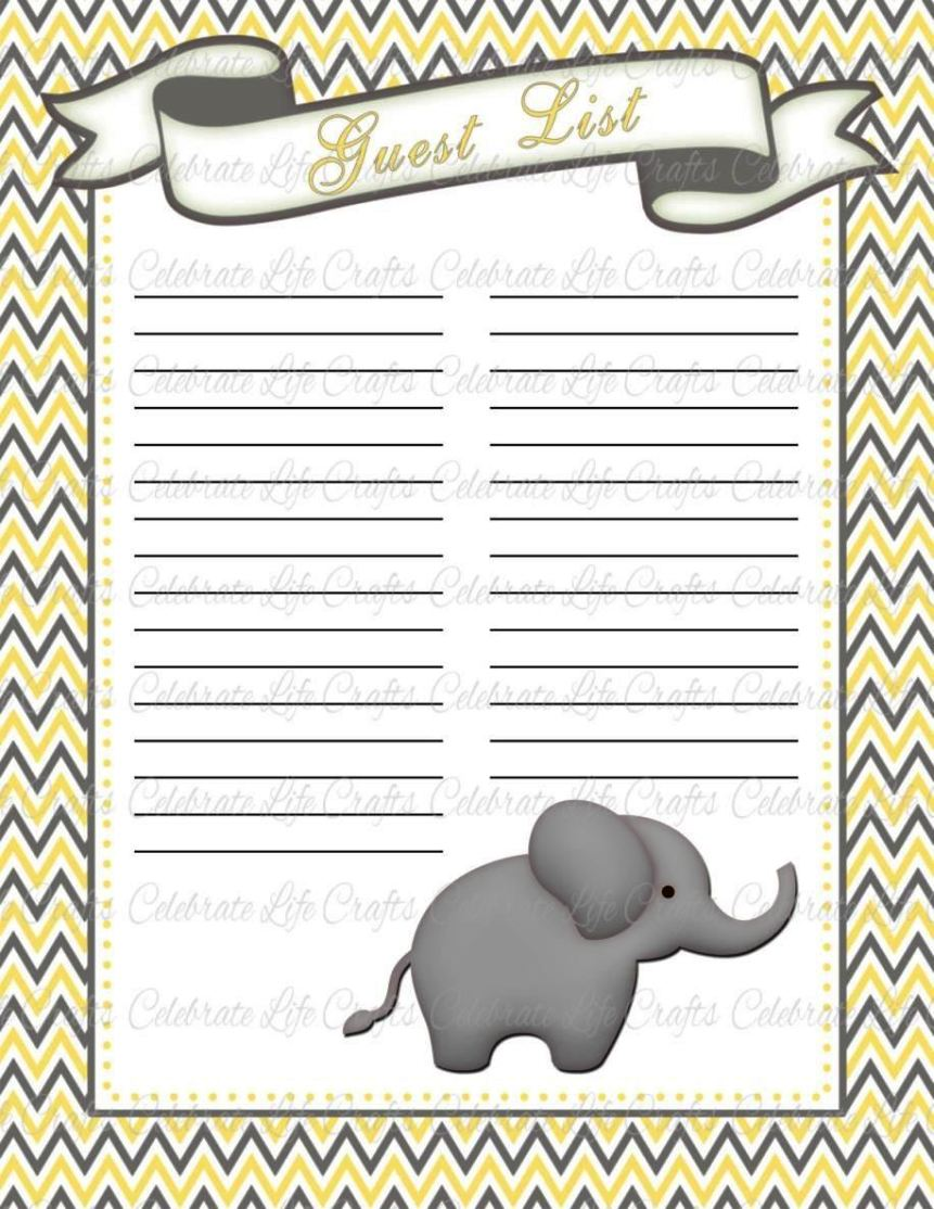 word sign up sheet