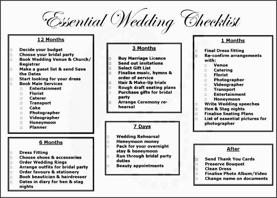 6 Church event Planning Checklist Online