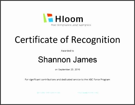 11 Importance Of Certificate Of Appreciation