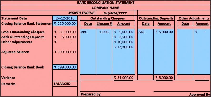 9 Monthly Bank Statement Template  SampleTemplatess