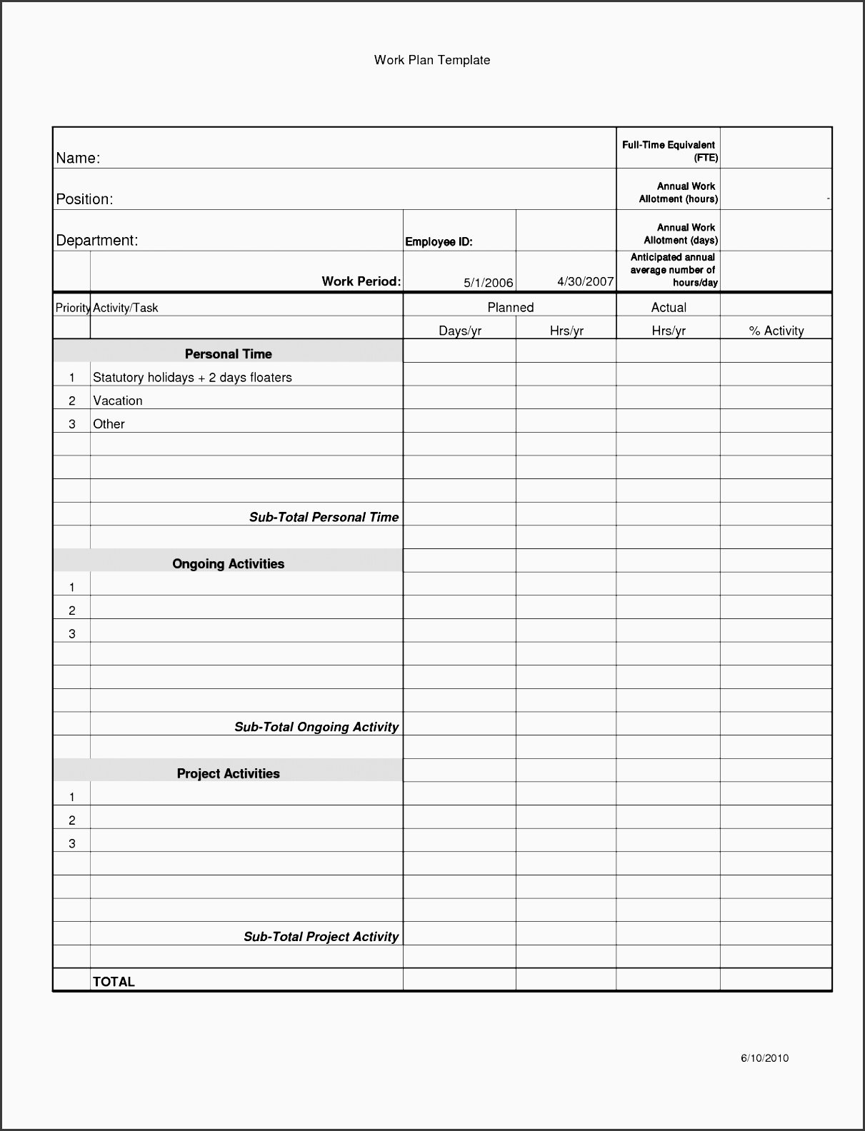 7 Staff Training Plan Sample SampleTemplatess