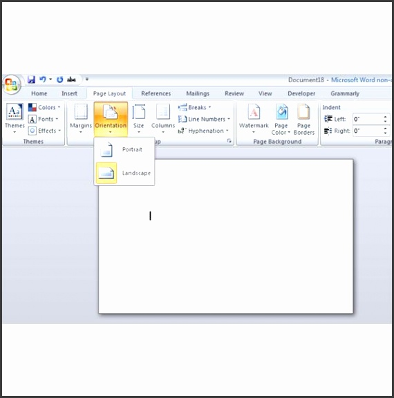 how to make 3x5 note cards in word