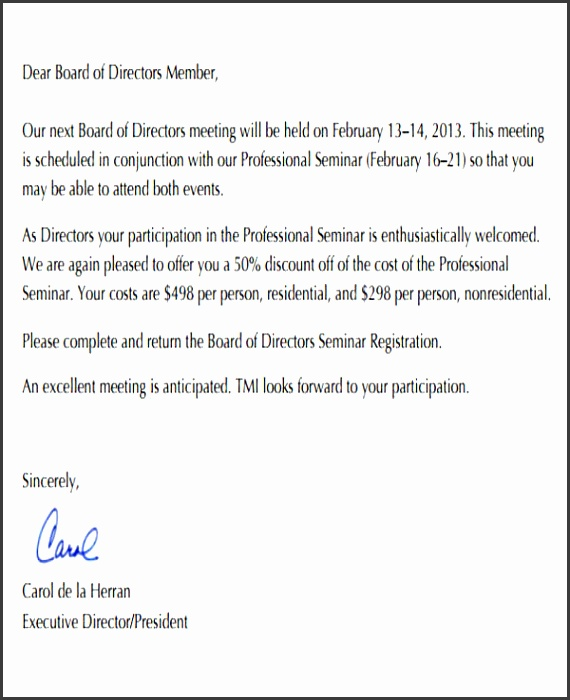 Sample invitation letter for board of directors meeting inviview how to write an invitation letter for a meeting image collections thecheapjerseys Images