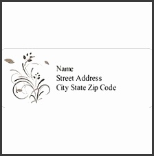 7 Microsoft Word Address Label Template 14 Per Sheet