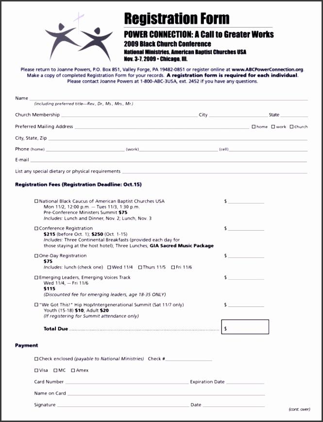 Resume Registration Form - Resume Examples | Resume Template