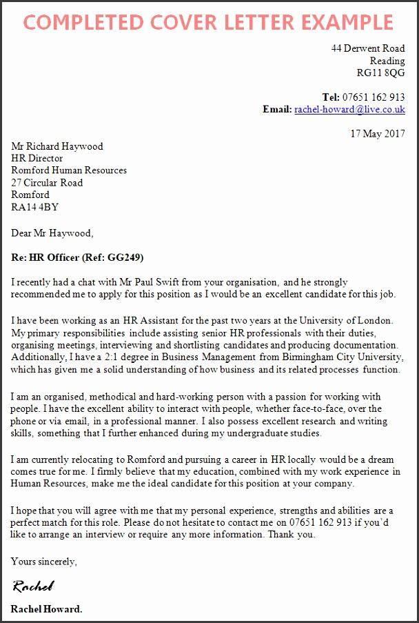 cover letter for cv doc