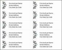 Microsoft Word Address Label Template 16 Per Sheet Avery
