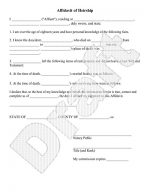 Financial & Budgeting Forms & Worksheets