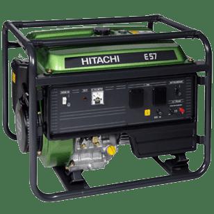 Бензиновый генератор Hitachi E57-420x308