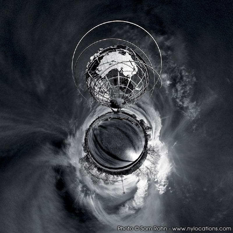 Stereographic-panorama-new-york-007 :: Sam Rohn 360