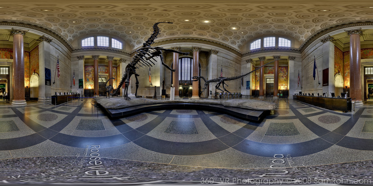 New York Museum Of Natural History Virtual Tour