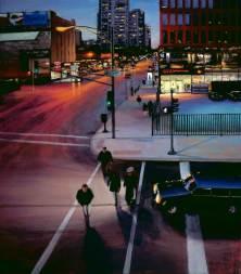 Elm Street, Chicago, 48 X 44